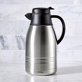 Trudeau Lyra 2-Liter Thermal Vacuum Carafe