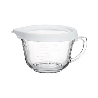 "Truefit 10.25"" Batter Bowl with Lid"