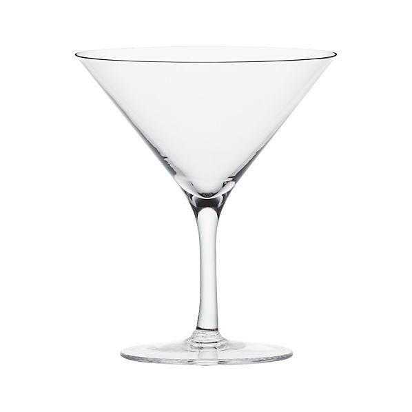 True Martini Glass