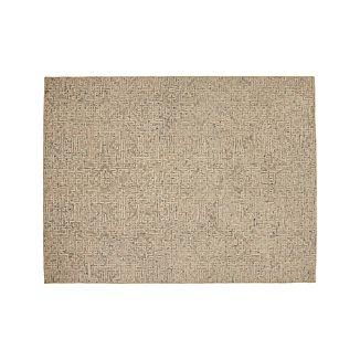 Trystan Tawny Wool-Blend 9'x12' Rug