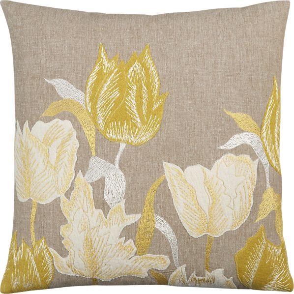 "Tulip 18"" Pillow"