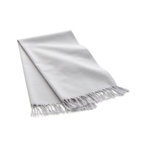 Grey Turkish Guest Towel