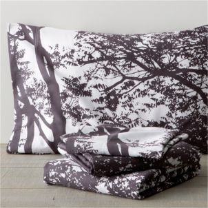 Marimekko Pieni Unikko Dusk Twin Extra Long Sheet Set in Sheet ...