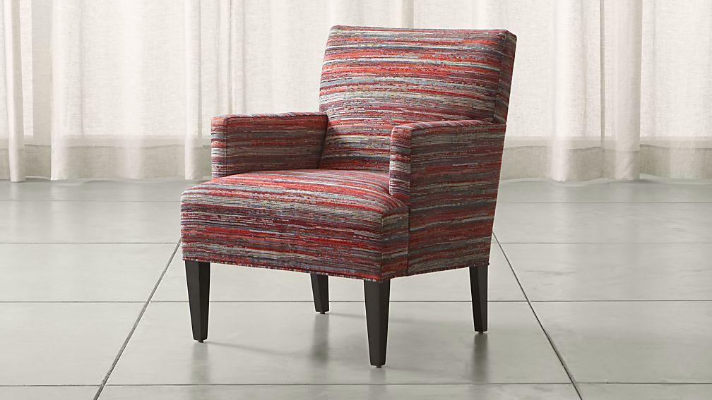 tux chair zinfandel crate and barrel. Black Bedroom Furniture Sets. Home Design Ideas