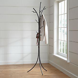 Twig Standing Coat Rack