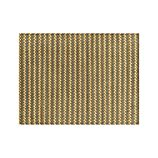 Twine Striped Hand Knotted Wool 10'x14' Rug