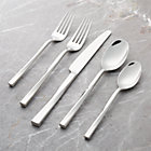 Twist 5-Piece Flatware Place Setting.