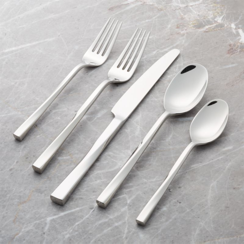 Twist 20-Piece Flatware Set