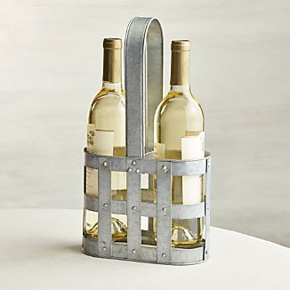 2-Bottle Wine Caddy