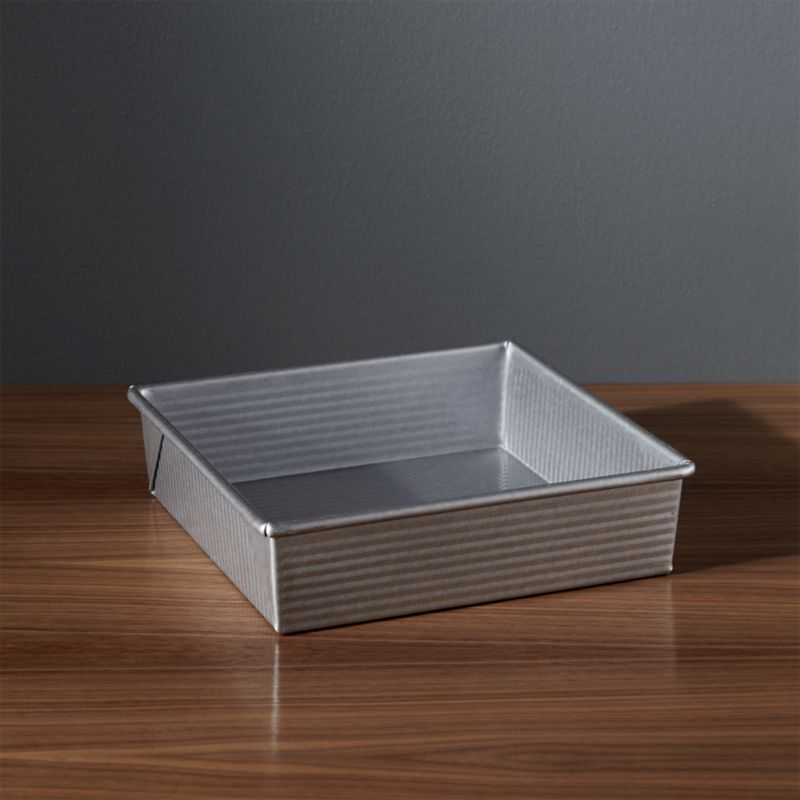 USA Pan Pro Line Non-Stick Square Cake Pan