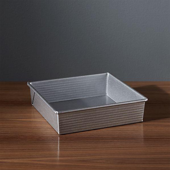 USA Pan Pro Line Non-Stick Square Cake Pan