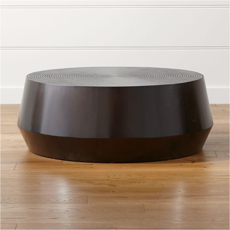 Udan Round Coffee Table