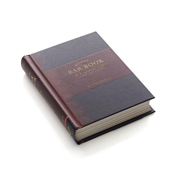 """""""Ultimate Bar Book"""""""