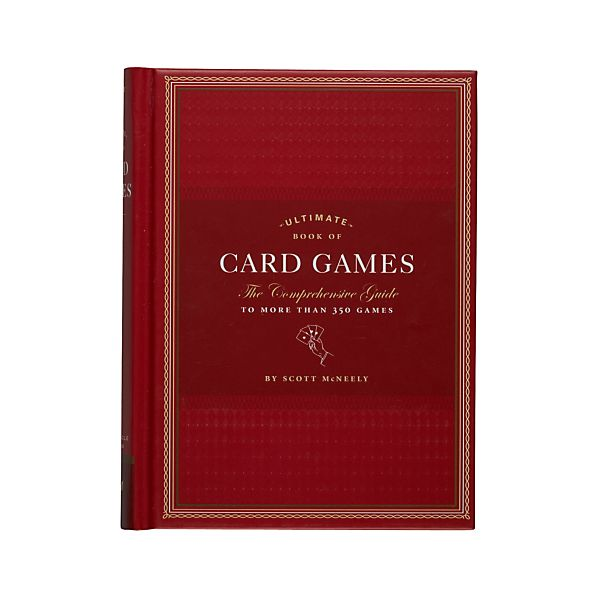 """The Ultimate Book of Card Games"""