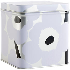 Marimekko Unikko Short White and Silver...
