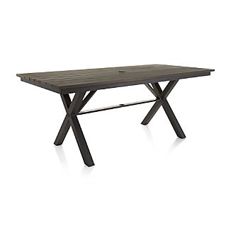 Top rated outdoor crate and barrel for Top rated dining tables