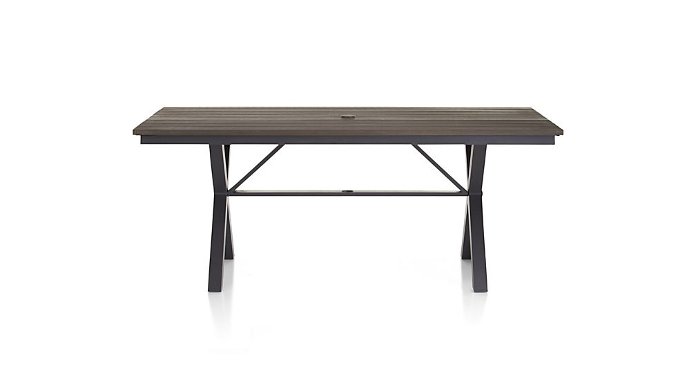 """Union 72"""" Trestle Dining Table"""