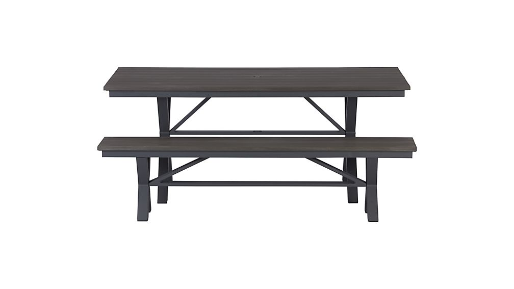 "Union 72"" Trestle Dining Table"