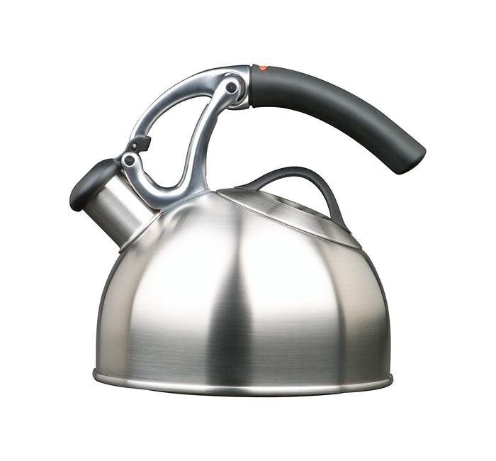 Crate and Barrel - OXO ® Uplift Teakettle shopping in Crate and Barrel Coffee and Tea