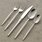 Uptown 5-Piece Flatware Place Setting.