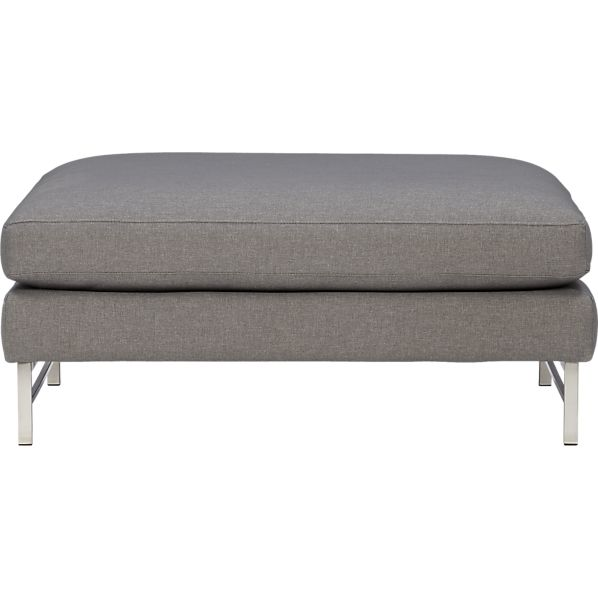 Uptown Sectional Cocktail Ottoman