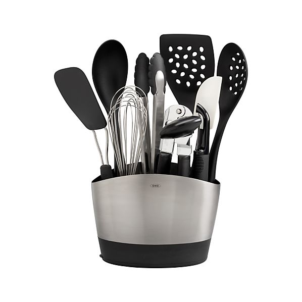 10-Piece OXO ® Holder with Tools Set