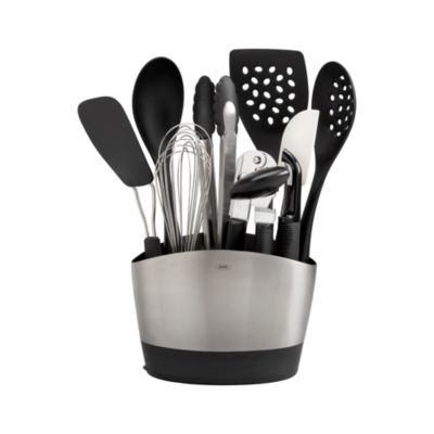 10-Piece OXO�� Crock with Tools Set
