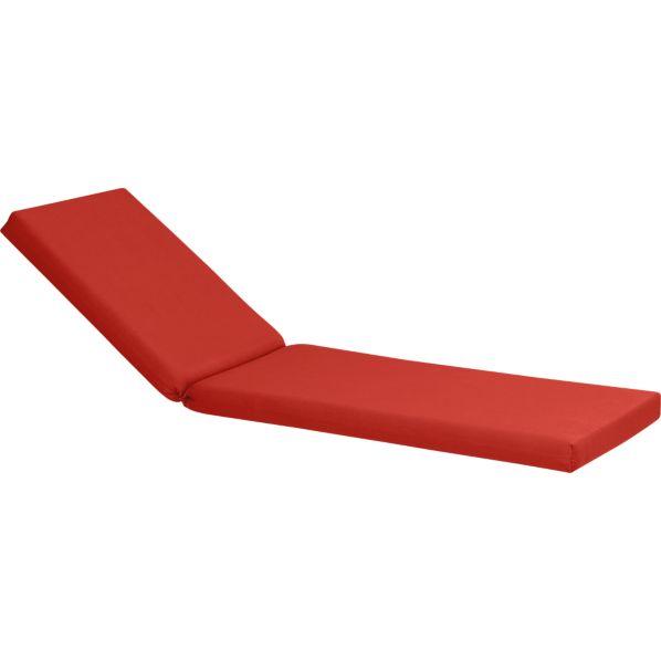 Valencia Sunbrella ® Caliente Chaise Lounge Cushion