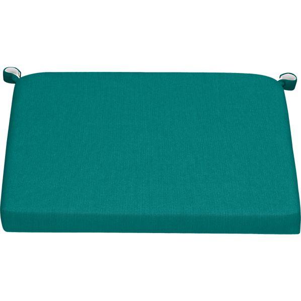 Valencia Sunbrella ® Harbor Blue Dining Chair/Spring Dining Chair Cushion