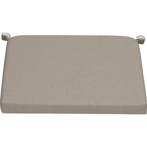 Valencia Sunbrella ® Stone Dining Chair/Spring Dining Chair Cushion