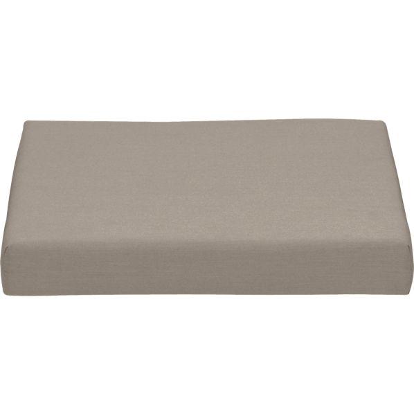 Valencia Sunbrella ® Stone Lounge Chair Cushion