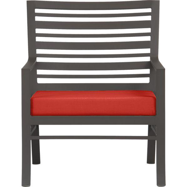 Valencia Lounge Chair with Sunbrella ® Caliente Cushion