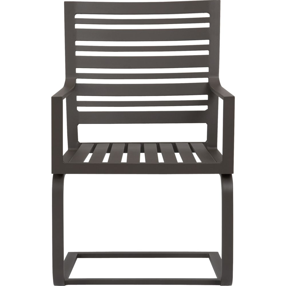 Furniture dining room furniture dining chair - Crate and barrel espana ...