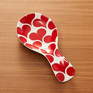 Valentine Heart Spoon Rest