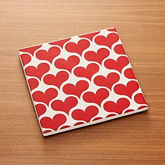 Valentine Heart Trivet