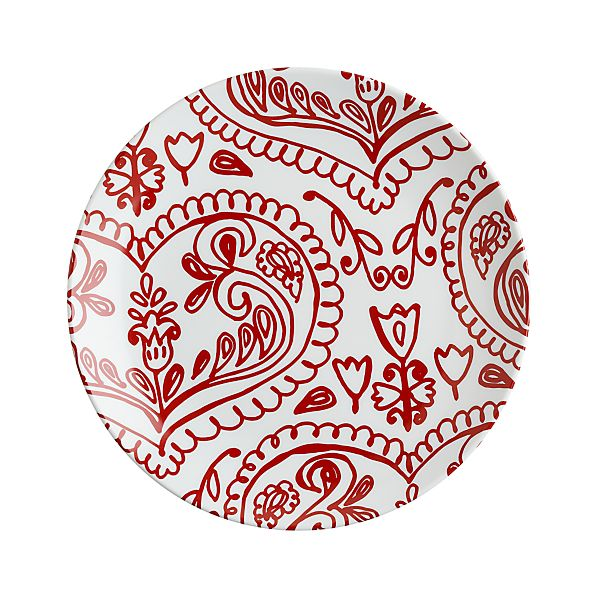 "Valentine 8"" Plate"