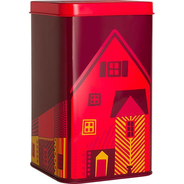 Marimekko Vanhakaupunki Tin Box