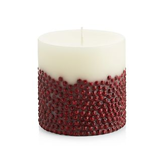 Vanilla-Scented Inclusion Candle