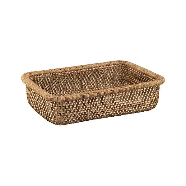 Vanju Large Low Basket