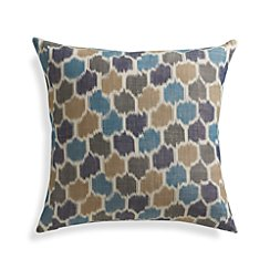 "Vargas 20"" Pillow with Down-Alternative Insert"