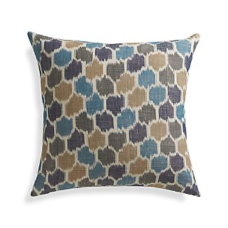 "Vargas 20"" Pillow with Feather-Down Insert"