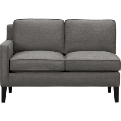 Vaughn Left Arm Sectional Loveseat