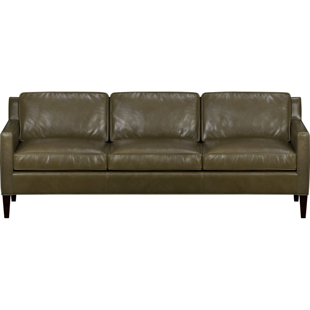 Furniture Living Room Furniture Leather Sofa Full