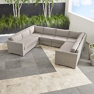 Sale Resin Wicker Patio Furniture Crate And Barrel