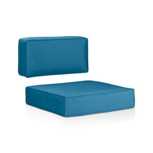 Ventura Sunbrella® Turkish Tile Modular/Lounge Chair Cushions