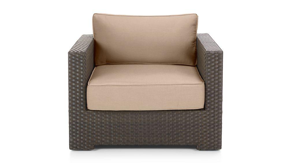Ventura Lounge Chair with Sunbrella ® Cushions