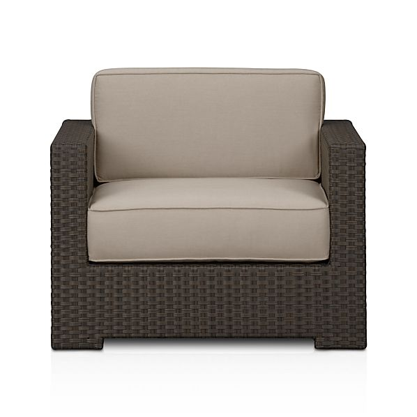 Ventura Lounge Chair with Sunbrella ® Stone Cushions