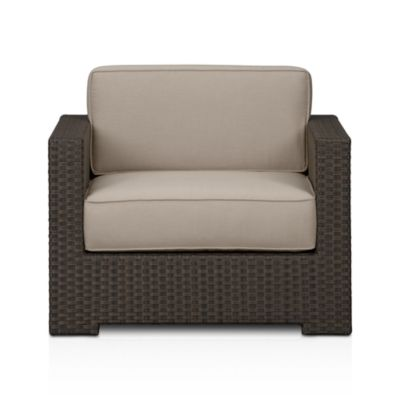 Ventura Lounge Chair with Sunbrella® Stone Cushions