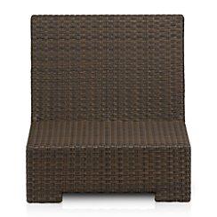 Ventura Modular Armless Chair