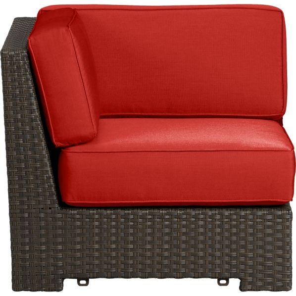Ventura Modular Corner with Sunbrella ® Caliente Cushions